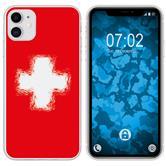 Apple iPhone 11 Silicone Case WM Switzerland M10