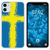 Apple iPhone 11 Silicone Case WM Sweden M12