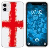 Apple iPhone 11 Silicone Case WM England M4