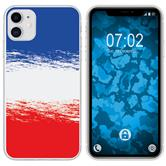 Apple iPhone 11 Silicone Case WM France M5