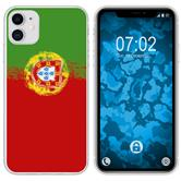Apple iPhone 11 Silicone Case WM Portugal M8