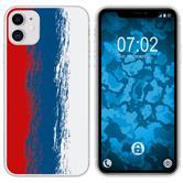 Apple iPhone 11 Silicone Case WM Russia M9