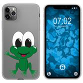 Apple iPhone 11 Pro Silicone Case Cutiemals M2