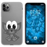 Apple iPhone 11 Pro Max Silicone Case Cutiemals M5