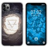 Apple iPhone 11 Pro Silicone Case Element earth M2