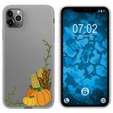 Apple iPhone 11 Pro Silicone Case autumn M5