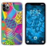 Apple iPhone 11 Pro Silicone Case Easter M3