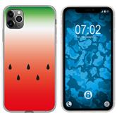 Apple iPhone 11 Pro Silicone Case summer M5