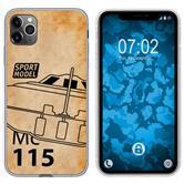 Apple iPhone 11 Pro Max Silicone Case  U.F.O. M1