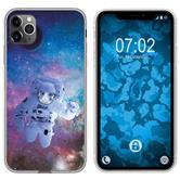 Apple iPhone 11 Pro Max Silicone Case  Catronaut M5