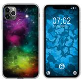 Apple iPhone 11 Pro Max Silicone Case  Starfield M7