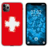 Apple iPhone 11 Pro Silicone Case WM Switzerland M10