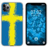 Apple iPhone 11 Pro Silicone Case WM Sweden M12