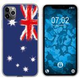 Apple iPhone 11 Pro Max Silicone Case WM Australia M2