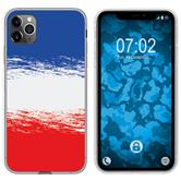 Apple iPhone 11 Pro Silicone Case WM France M5