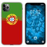 Apple iPhone 11 Pro Silicone Case WM Portugal M8