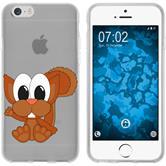 Apple iPhone 6 Plus / 6s Plus Silicone Case Cutiemals M8