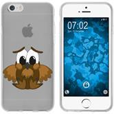 Apple iPhone 6 Plus / 6s Plus Silicone Case Cutiemals M9