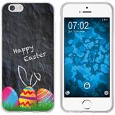 Apple iPhone 6 Plus / 6s Plus Silicone Case Easter M6