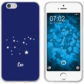 Apple iPhone 6 Plus / 6s Plus Silikon-Hülle Sternzeichen  M4
