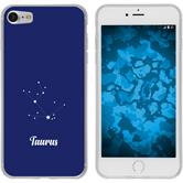 Apple iPhone 7 / 8 Funda de silicona signo del zodiaco M8