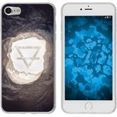 Apple iPhone 8 Silikon-Hülle Element  M2