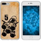 Apple iPhone 7 Plus / 8 Plus Silicone Case  M3