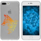 Apple iPhone 7 Plus / 8 Plus Silicone Case floralFox M1-2