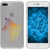 Apple iPhone 7 Plus / 8 Plus Silicone Case floralFox M1-3