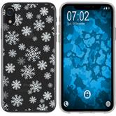 Apple iPhone Xr Silicone Case Christmas X Mas M2