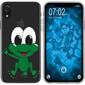 Apple iPhone Xr Silicone Case Cutiemals M2