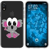 Apple iPhone Xr Silicone Case Cutiemals M6