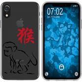 Apple iPhone Xr Silicone Case Chinese Zodiac M9