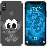 Apple iPhone Xs Max Silicone Case Cutiemals M5