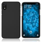 Hardcase iPhone Xr rubberized black Cover