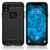 Silicone Case iPhone Xr Ultimate black Case