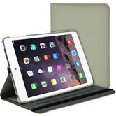 Artificial Leather Case for Apple iPad Mini 3 2 1 360° Denim Look white