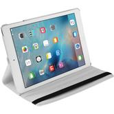 Artificial Leather Case for Apple iPad Mini 4 360° white