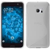 Coque en Silicone pour HTC 10 S-Style transparent