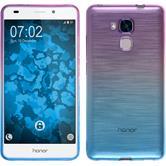 Coque en Silicone pour Huawei Honor 5C Ombrè Design:04
