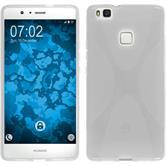 Coque en Silicone pour Huawei P9 Lite X-Style transparent