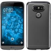 Coque en Silicone pour LG G5 Slim Fit gris
