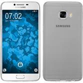 Coque en Silicone pour Samsung Galaxy C5 Slimcase transparent