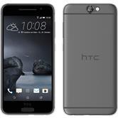 Custodia in Silicone per HTC One A9 trasparente Crystal Clear