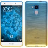 Custodia in Silicone per Huawei Honor 5C Ombrè Design:02