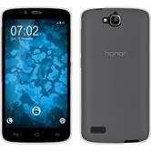 Custodia in Silicone per Huawei Honor Holly Slimcase trasparente