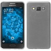 Custodia in Silicone per Samsung Galaxy A5 (A500) Iced trasparente