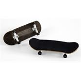 Finger-Skateboard Bauset in dunkelbraun (Design 4)