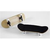 Finger-Skateboard Bauset in hellbraun (Design 2)