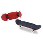 Finger-Skateboard Bauset in rot (Design 5)